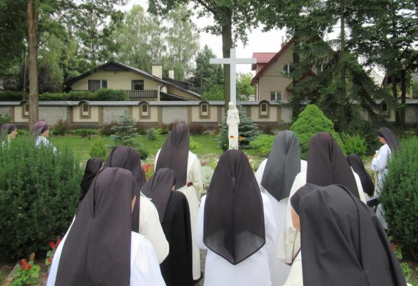 Siostry Dominikanki w Zielonce